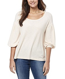 Women's Faye Puff Sleeve Top