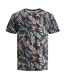 Men's All Over Printed Short Sleeve T-shirt