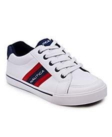 Big Boys Casual Lace-Up Sneaker