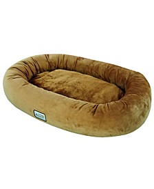Bolstered Pet Bed
