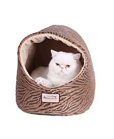 Winter Soft Warm Cat Bed