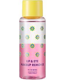 Minions Lip & Eye Makeup Remover, 2 oz.