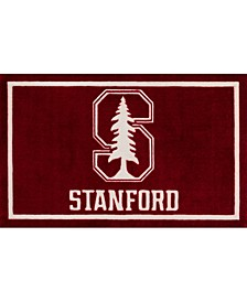 "Stanford Colst Red 3'2"" x 5'1"" Area Rug"