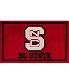 "North Carolina State Colns Red 5' x 7'6"" Area Rug"