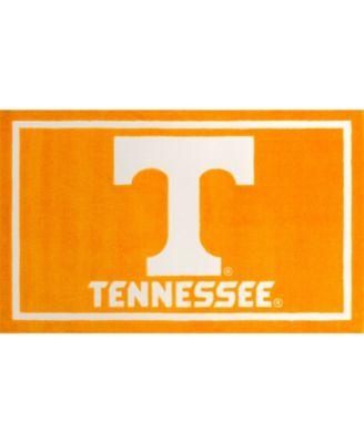 "Tennessee Coltn Orange 1'8"" x 2'6"" Area Rug"