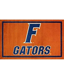 "Florida Colfl Orange 3'2"" x 5'1"" Area Rug"