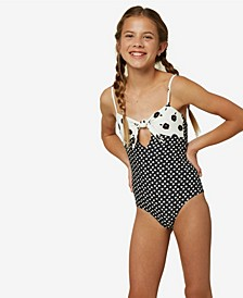 Little Girls Ella Ditsy One Piece