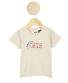 Baby Boy and Girl Jamie Short Sleeve Tee