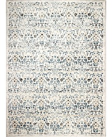 "Plymouth Ply-07 Ivory 5' x 7'6"" Area Rug"