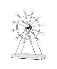 Coney Small LED Ferris Wheel Lamp