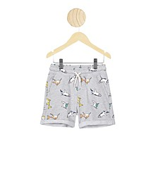 Toddler Boys Henry Slouch Short