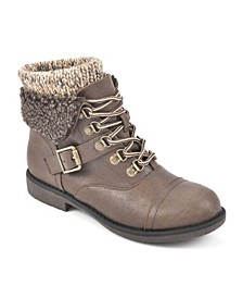 Women's Daley Lace-Up Bootie