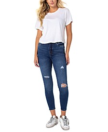 Curvy-Fit Skinny Jeans