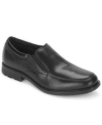 Rockport Men's Essential Details Waterproof Slip-On Loafers