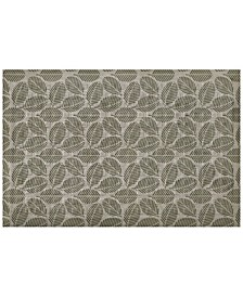 Sole Comfort Deanna Anti-Fatigue Green 2' x 3' Area Rug