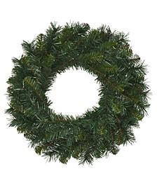 "30"" Multi Pine Wreath"