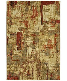 Elements Treviso Gold 8' x 11' Area Rug