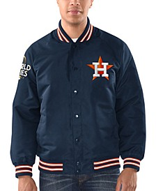 Men's Houston Astros Game Ball Commemorative Jacket