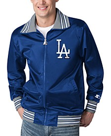Men's Los Angeles Dodgers Captain Satin Jacket