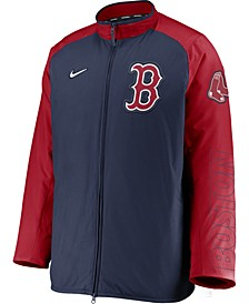 Men's Boston Red Sox Authentic Collection Dugout Jacket