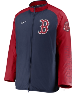Nike Men's Boston Red Sox Authentic Collection Dugout Jacket