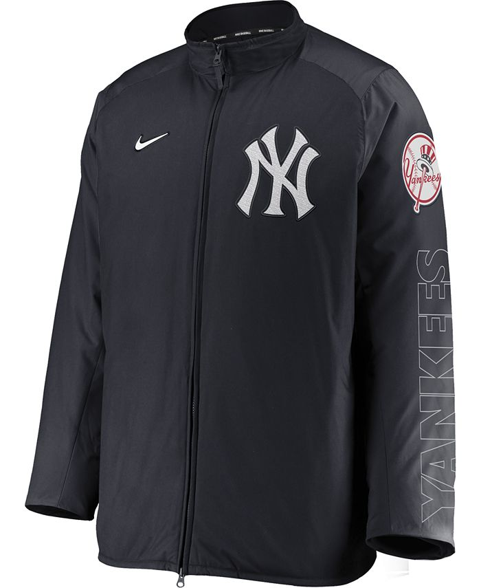 Nike - Men's New York Yankees Authentic Collection Dugout Jacket