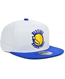 Golden State Warriors Wool 2 Tone Fitted Cap