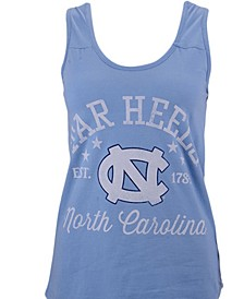 Women's North Carolina Tar Heels Jersey Tank