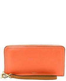Women's Logan Zip Around Clutch Wallet
