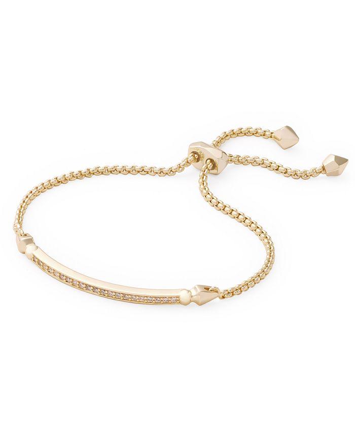 Kendra Scott - Pavé Bar Slider Bracelet