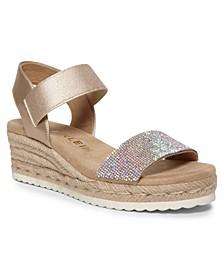 Cara Women's Wedge Sandal