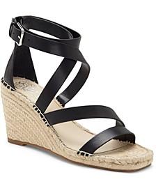 Mesteria Platform Wedge Espadrille Sandals