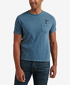 Men's Pocket Whale T-shirt