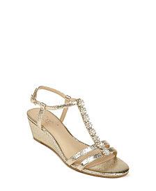 Jewel Badgley Mischka Farah Evening Women's Sandals