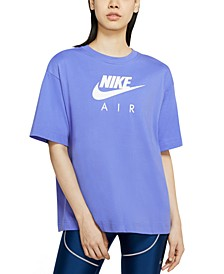 Women's Air Cotton Logo T-Shirt