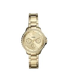 Women's Izzy  Gold-Tone Bracelet Watch 35mm