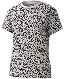 Women's Classics Cotton Printed T-Shirt
