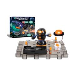 Discovery #Mindblown Toy Circuitry Action Experiment Robot Spinner