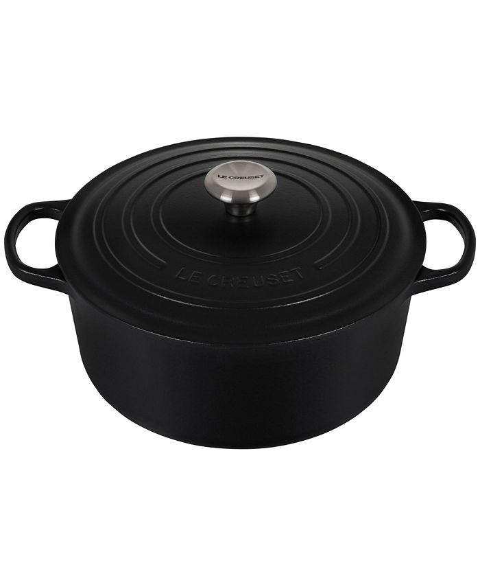 Le Creuset - Signature Enameled Cast Iron Round French Oven, 7.25 Qt.