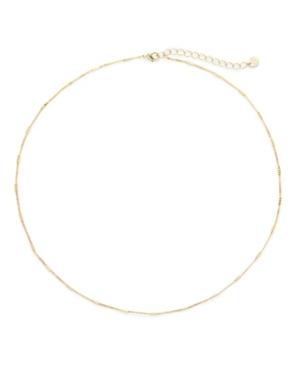 14K Gold Plated Grace Necklace