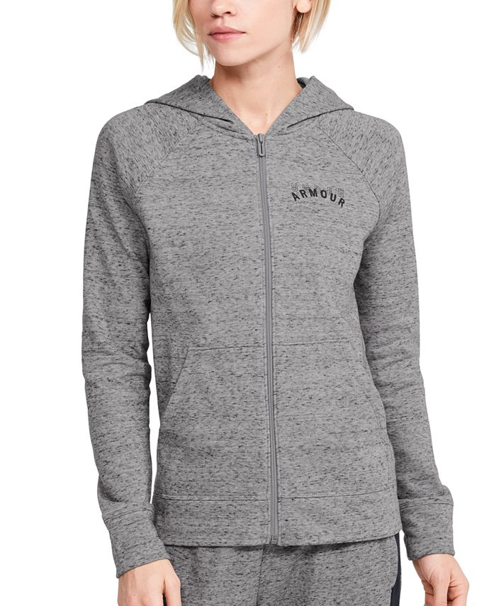 Under Armour - Rival Terry Zip Hoodie