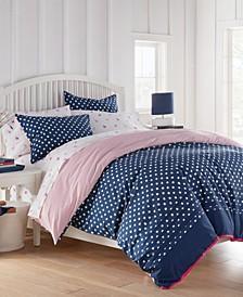 Yvie Twin Comforter Set
