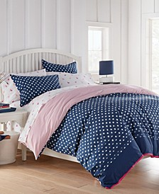 Yvie Twin Duvet Cover Set