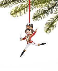 Ballet Dancing Nutcracker Ornament, Created for Macy's