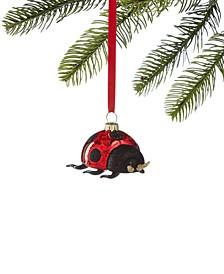 Bugs & Botanical Lady Bug Ornament, Created for Macy's