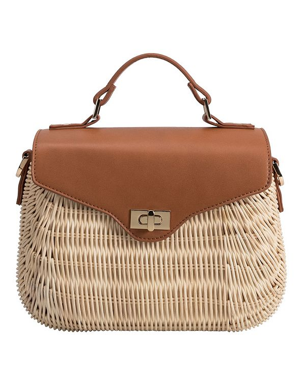 Melie Bianco Cypress Top Handle Bag