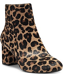 I.N.C. Women's Farren Booties, Created for Macy's