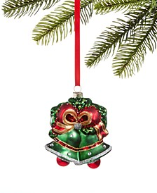 Christmas Cheer Bell Ornament, Created for Macy's