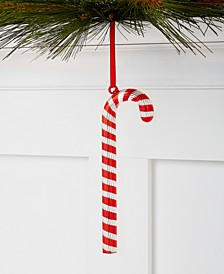 Peppermint Twist Candy Cane Ornament, Created for Macy's