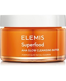 Superfood AHA Glow Cleansing Butter, 3-oz.
